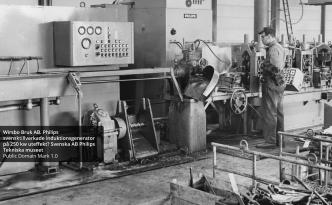 LS-ES-258- electricity revolution - Philips factory