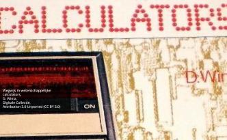 Wegwijs in wetenschappelijke calculators